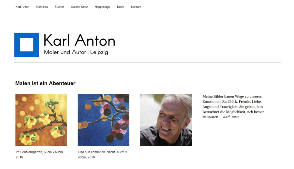 karl-anton-website